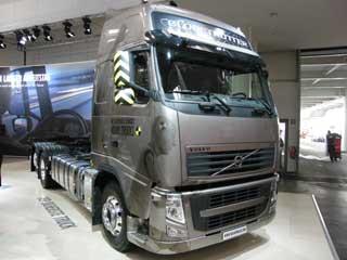 El Volvo FH es un auténtico superventas en el sector del largo recorrido.