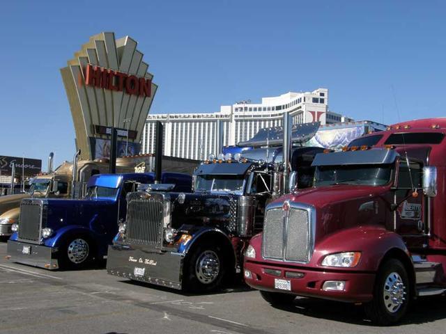 Peterbilt es una marca mítica entre los transportistas USA, que forma parte del grupo PACCAR.