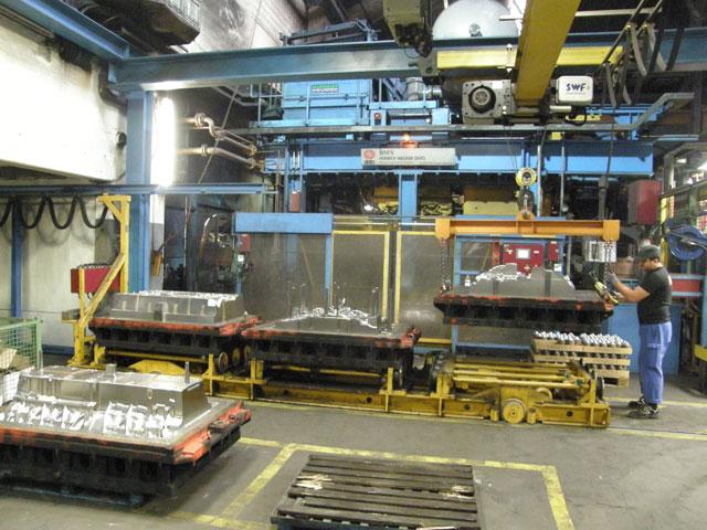 Manheim es la planta de referencia en el grupo Daimler para motores de pesados.