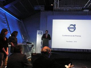 Para 2011 las previsiones de Volvo hablan de un mercado nacional de camiones en leve crecimiento.