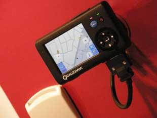 Qualcomm aporta sus sistemas de control, gestión y telecomunicaciones para flotas de transporte.