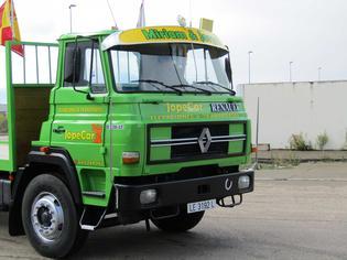 El Renault D170-17 es el último modelo con cabina Barreiros