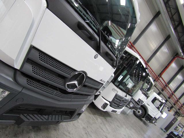 Durante 2016 en España se vendieron cerca de 25.000 camiones de más de seis toneladas de MMA.
