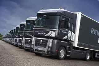 El Magnum de Renault Trucks es toda una referencia en habitabilidad.