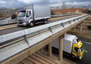 La gama Midlum de Renault Trucks va desde las 7,5 hasta las 18 toneladas.