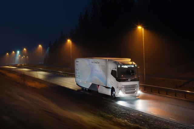 Volvo Trucks ha creado este prototipo basándose en el Volvo FH 420.