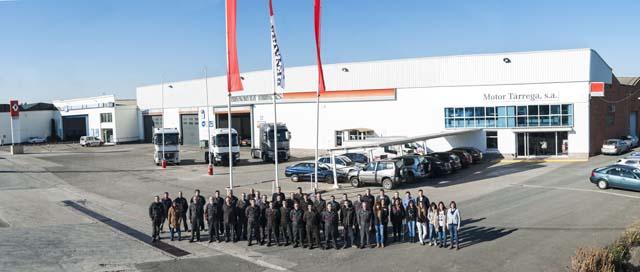 MT Trucks cumple 50 años en plena forma, con sedes en Tàrrega, Lleida, Seo de Urgell y Figueres.