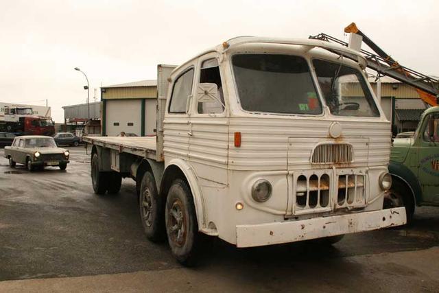 Esta gama nacía en los 60 como Z206 y fue la primera de Pegaso preparada para el transporte moderno de largo recorrido.