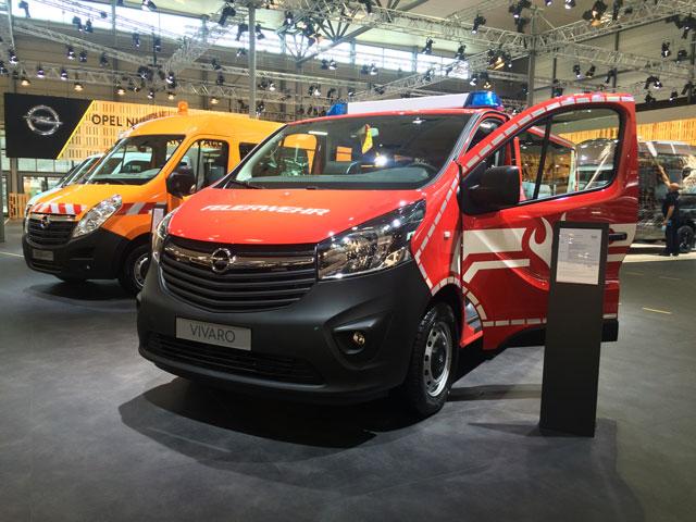 La gama de Opel en el IAA