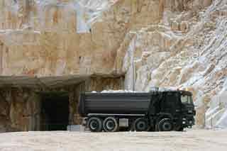 Los Iveco Trakker de obras disponen de potencias de hasta 500CV.