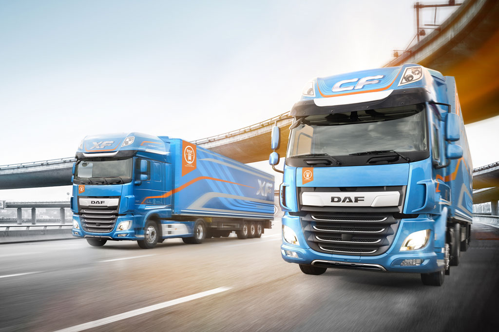 DAF International Truck 2018