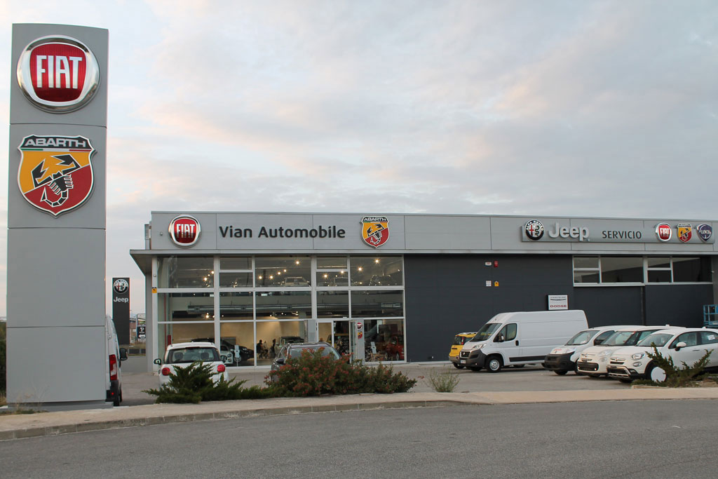 Vian Automobile Pamplona
