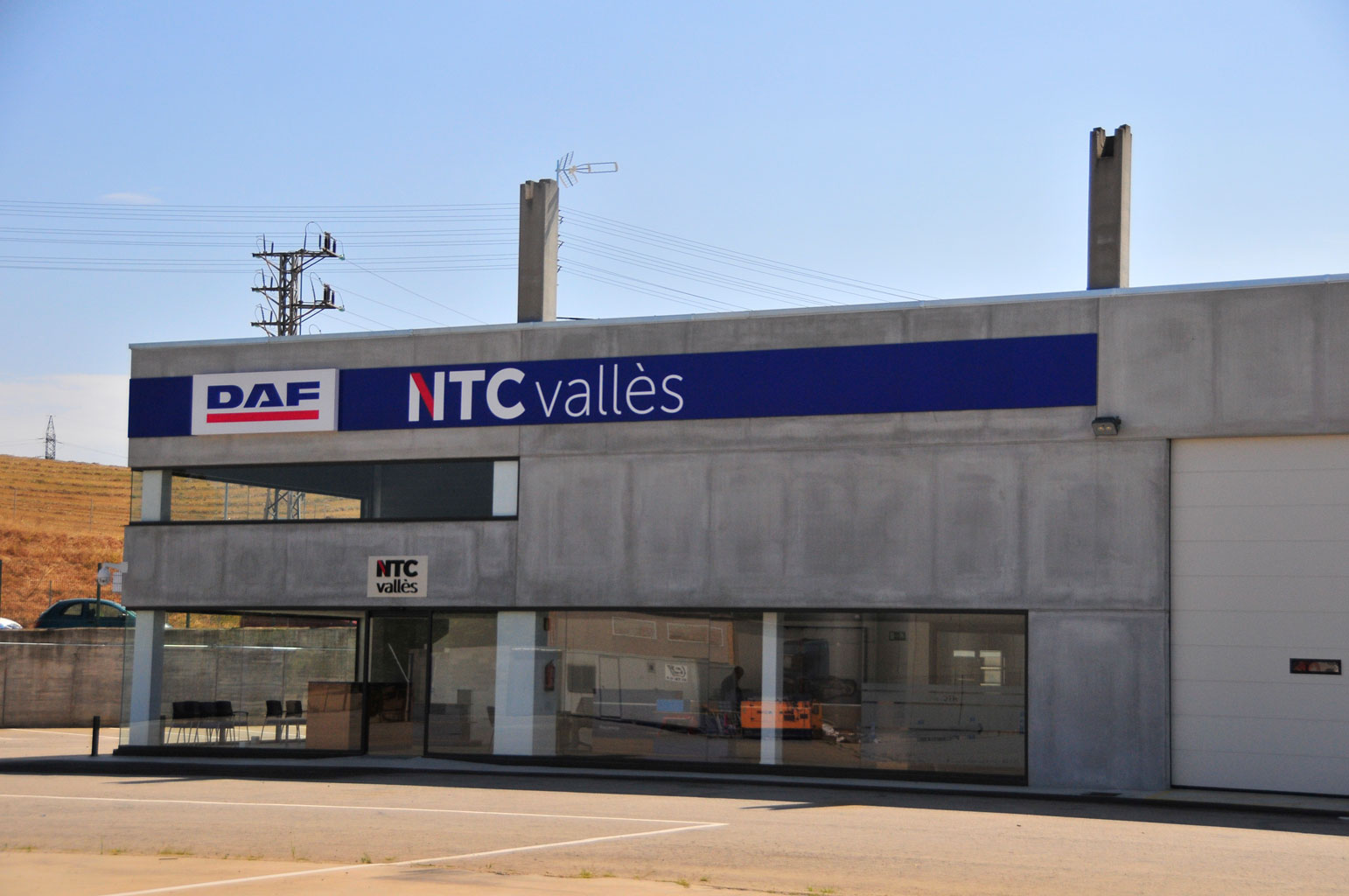 Nirvauto Truck Center Vallès DAF