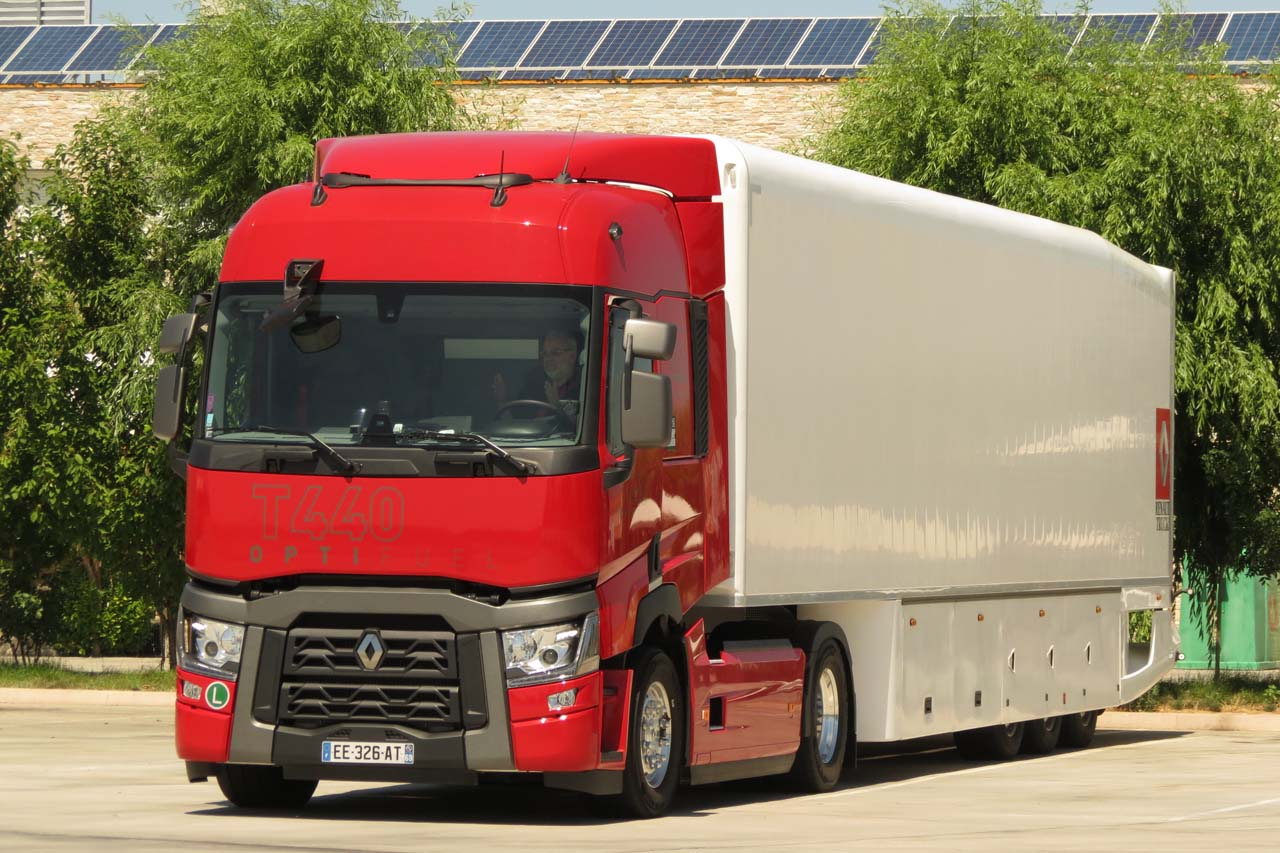 Renault Trucks T 440 Optifuel