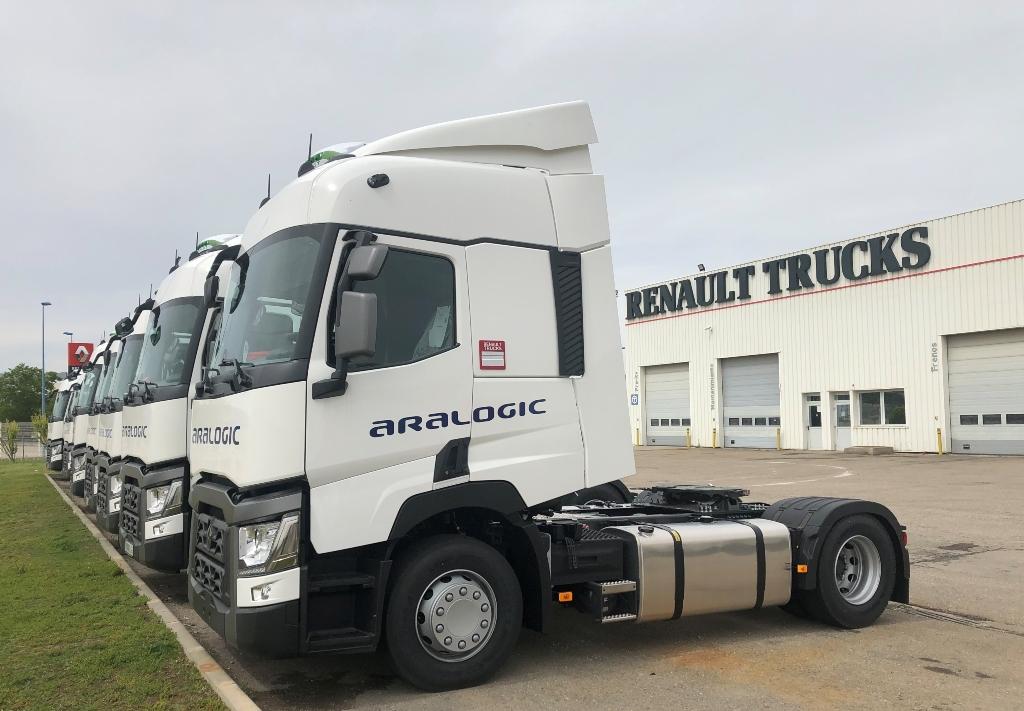 Renault Trucks apoya al transportista en la vuelta a la actividad.