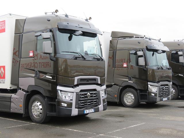 serie t los nuevos camiones gran ruta de renault trucks. Black Bedroom Furniture Sets. Home Design Ideas