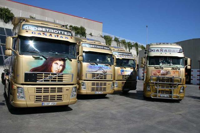 Fotos Camiones Renault T Decorados