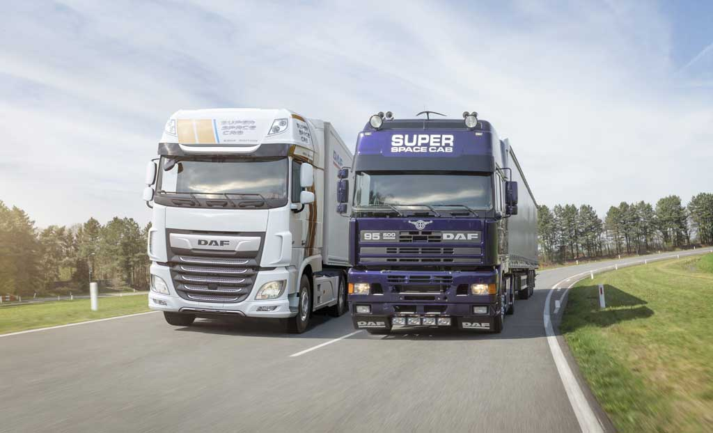 DAF Super Space Cab Celebration Edition