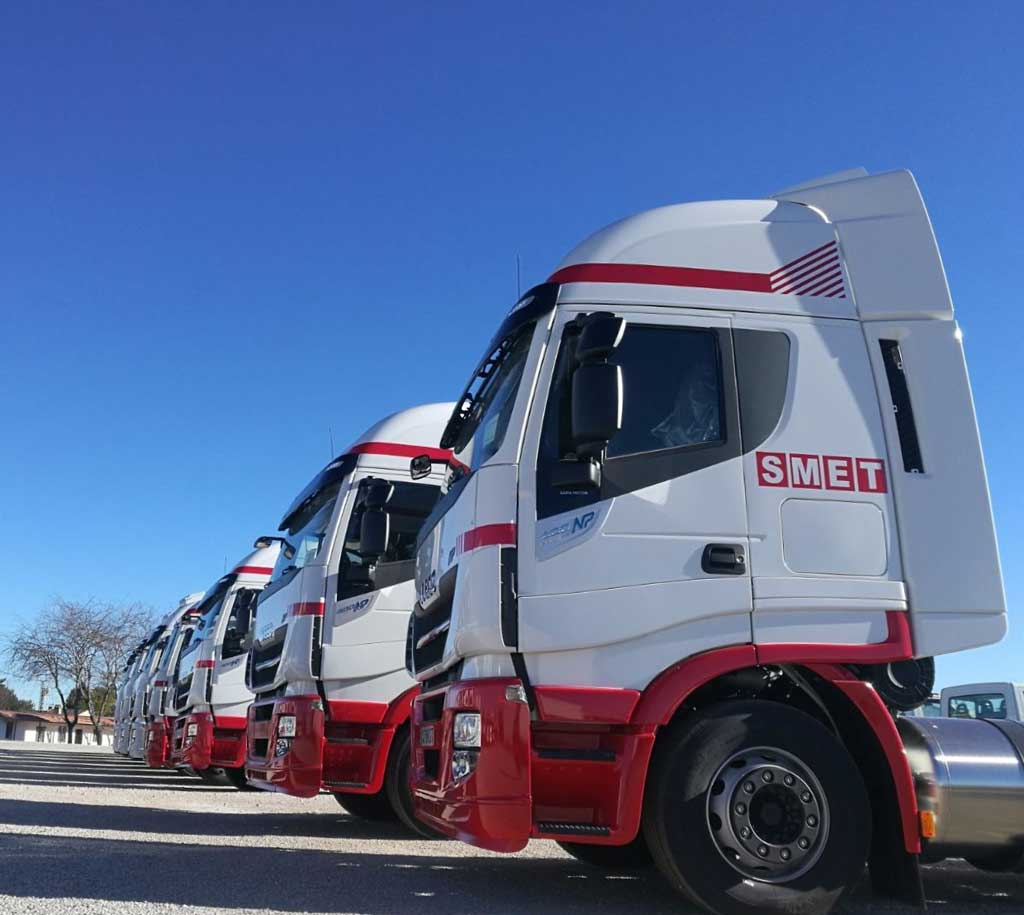10 unidades Iveco Stralis NP 400