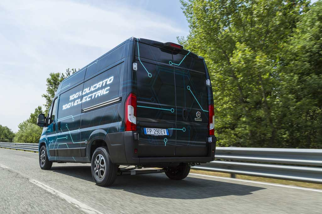 Ducato Electric