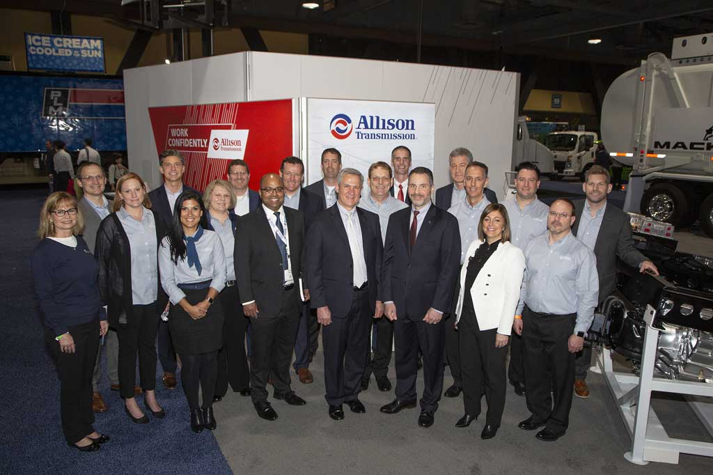 Serie AXE de Allison Transmission