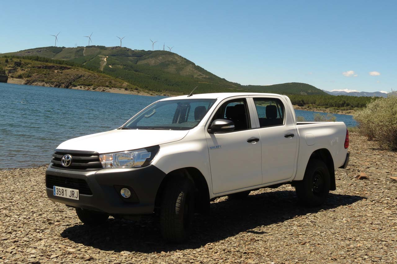 Toyota Hilux 4X4 ick up