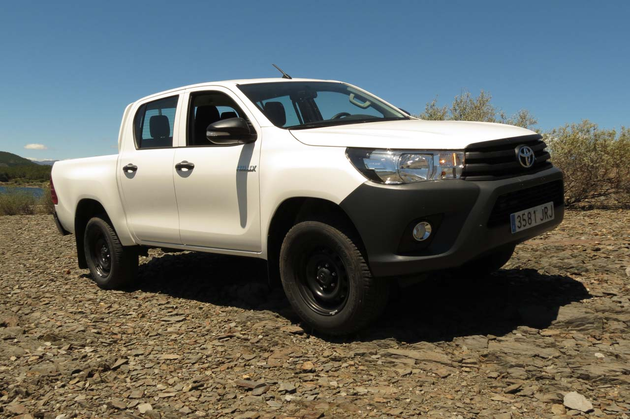 Toyota Hilux 4X4 pick up