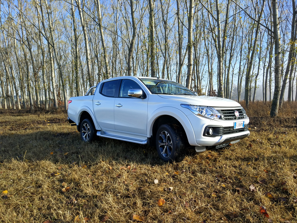 Fiat Fullback Cross, un pick-up para todo