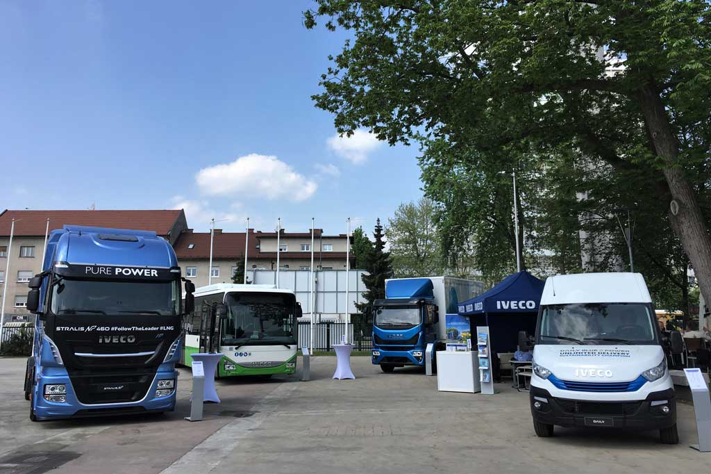 Gama Natural Power, Iveco