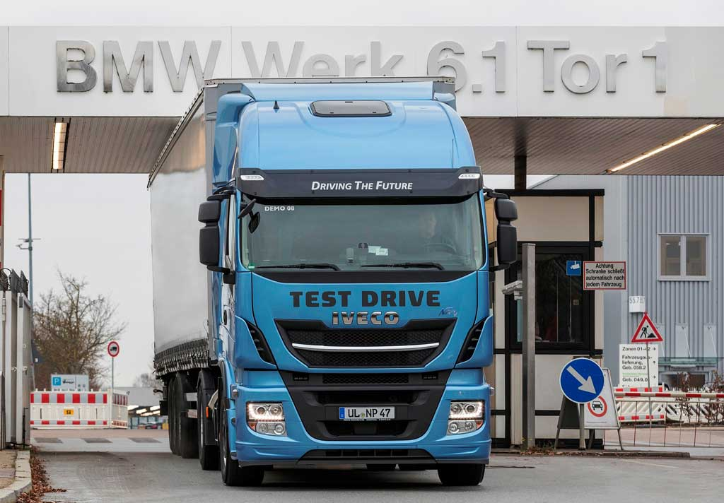 Iveco BMW Stralis NP