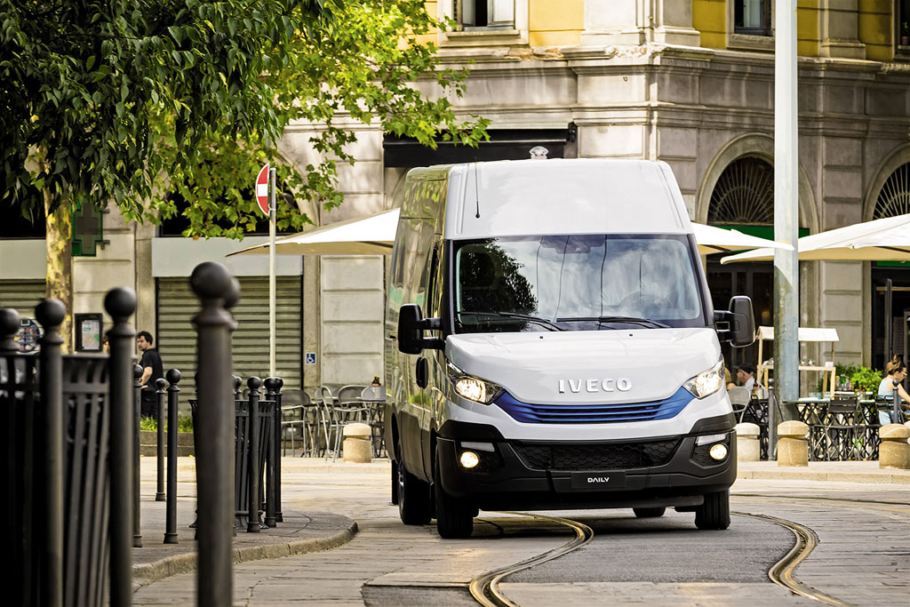 Iveco Daily Van of the Year 2018