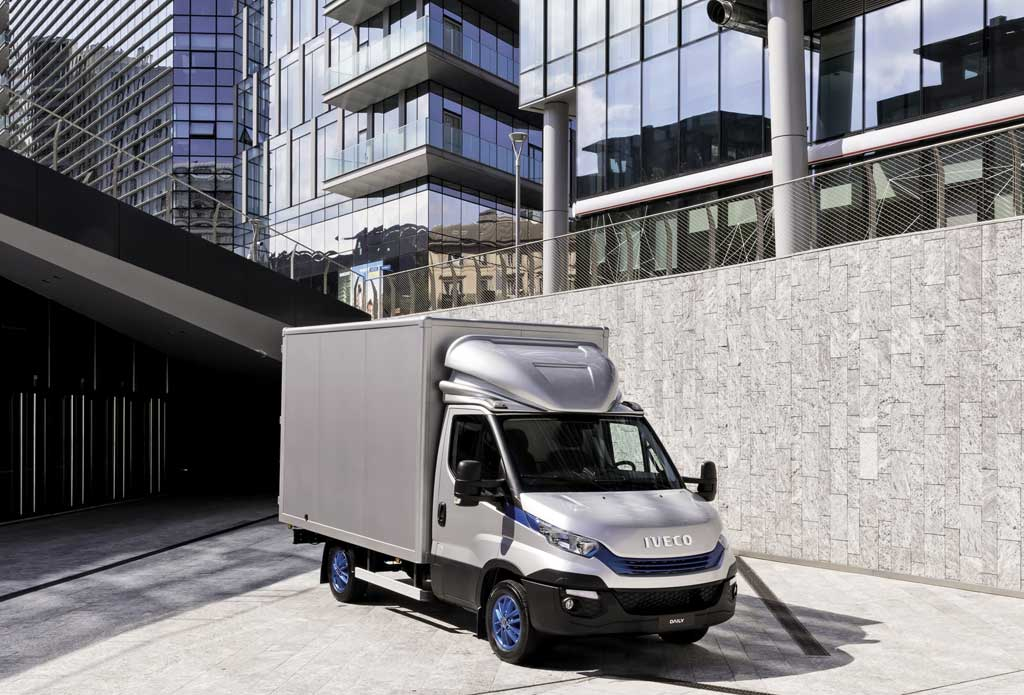 Daily Blue Power, Iveco