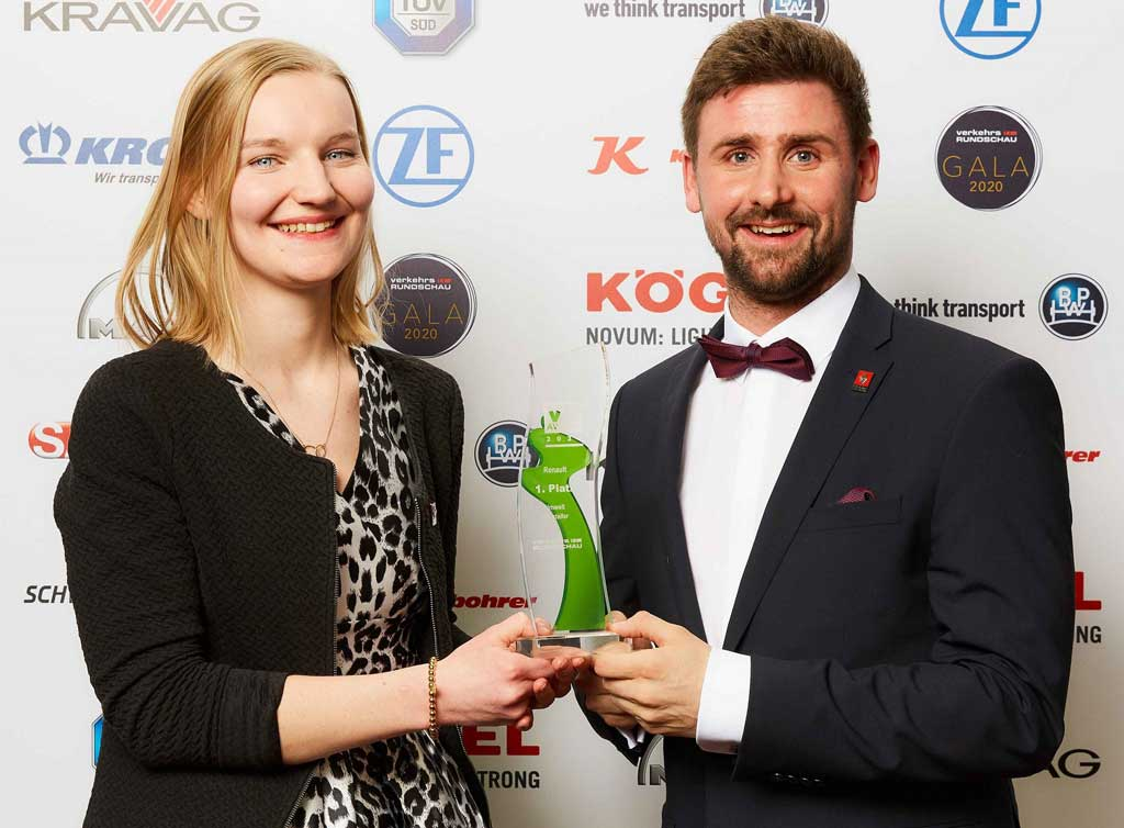 Environmental Care Manufacturer VR Awards