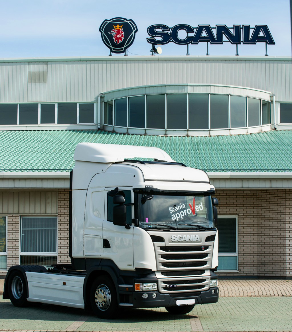 Scania Approved Ocasion