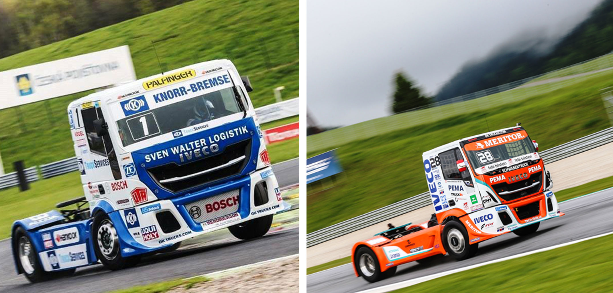 Team IVECO GP Austria
