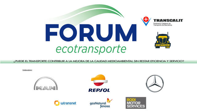 El sector se implica en el Forum Ecotransporte