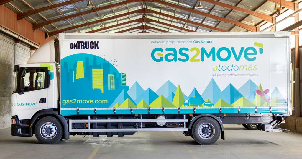 Ontruck y Gas2Move