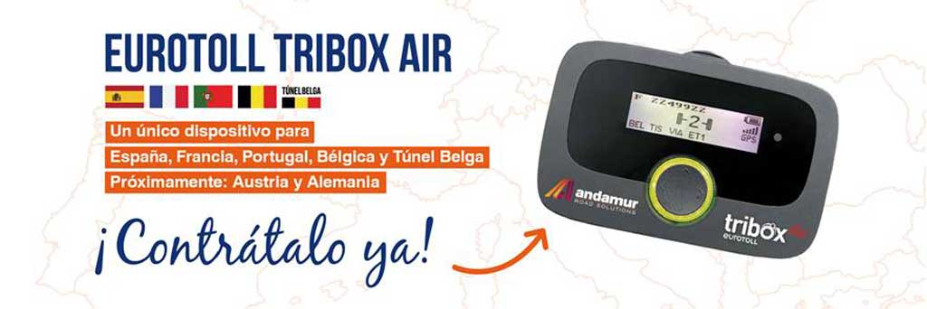 Eurotoll Tribox Air de Andamur