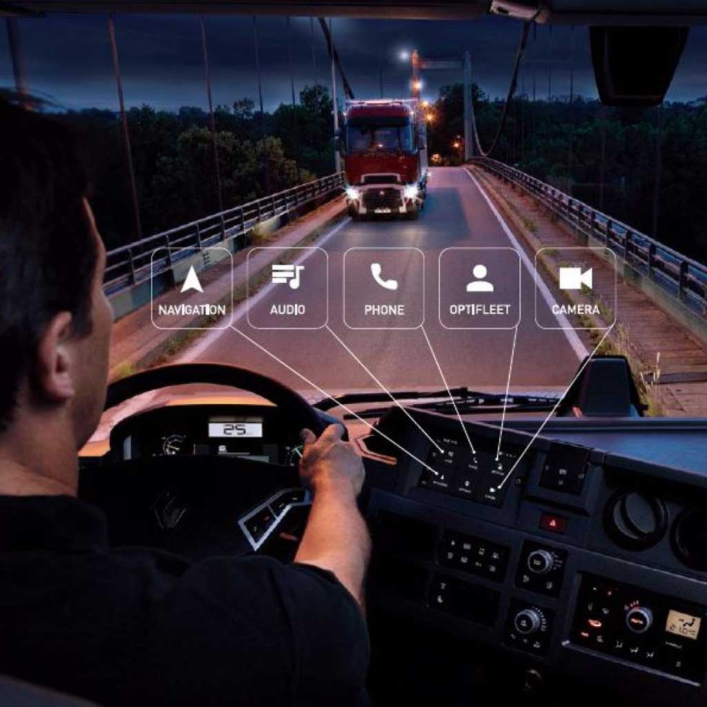Roadpad, de Renault Trucks