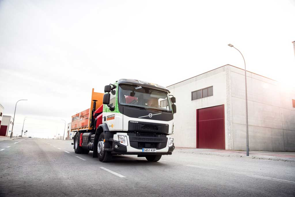 Truck One y Volvo Trucks
