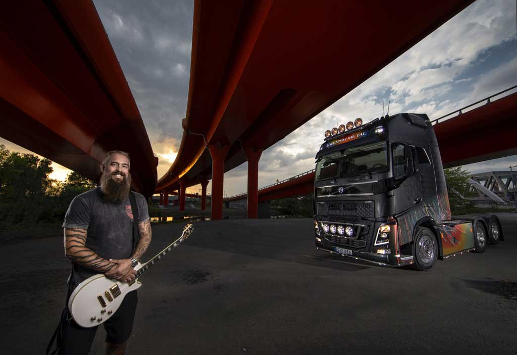 Volvo Trucks Swedish Metal