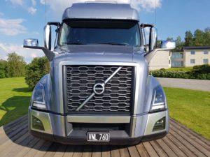 Volvo VNL 760 american truck