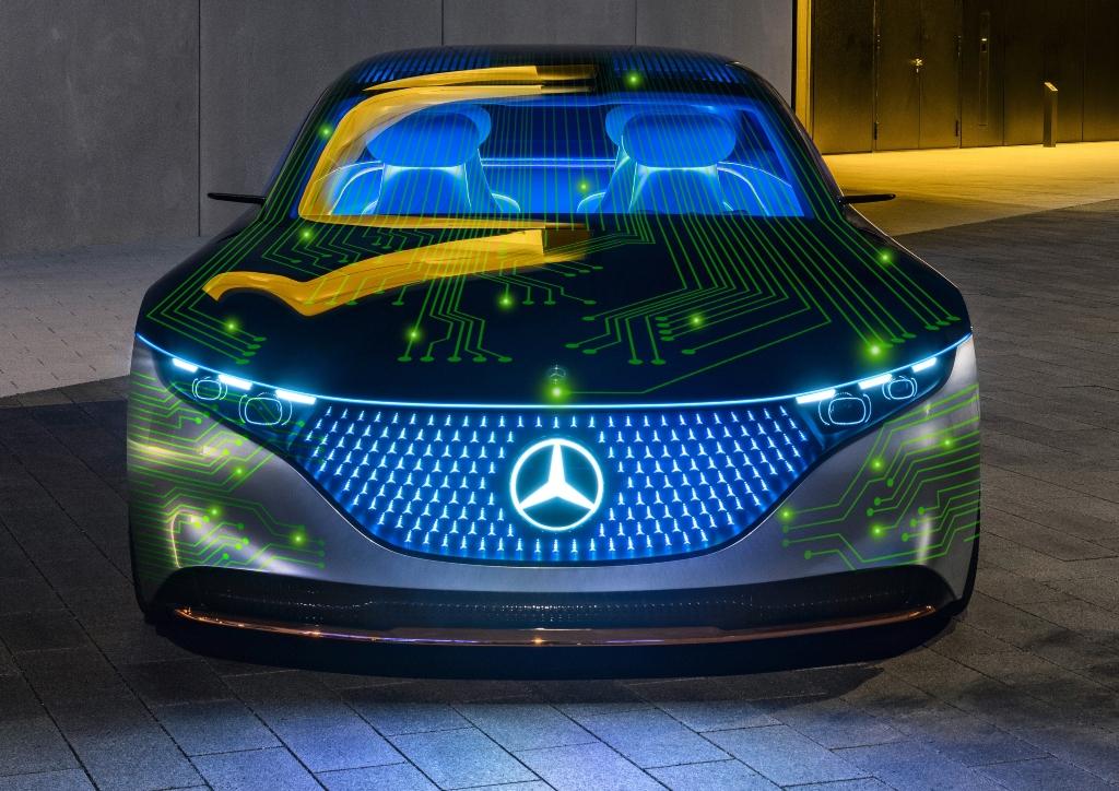 Nuevos vehículos Mercedes-Benz