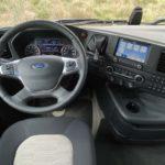 Puesto conducción Ford F-MAX.