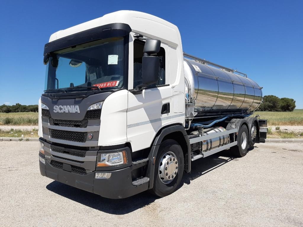 Scania GNL