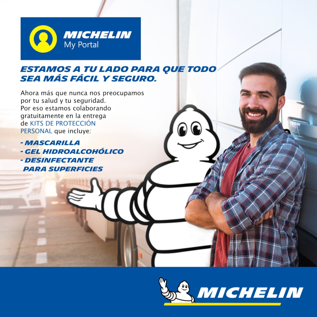 Michelin MyPortal