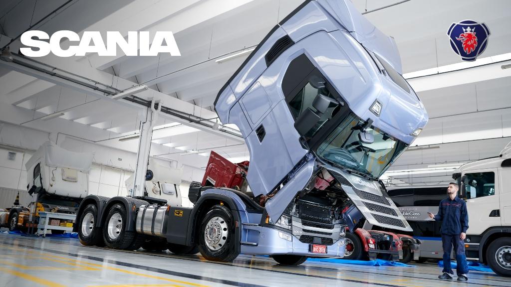 Scania lanza una nueva campaña