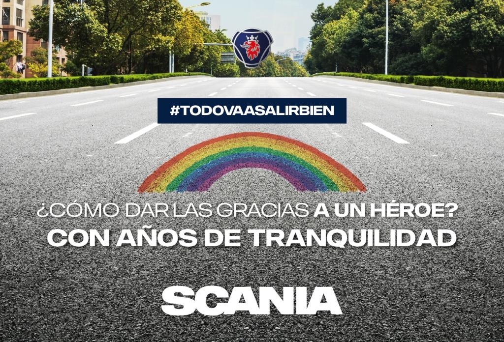 Nueva campaña Scania