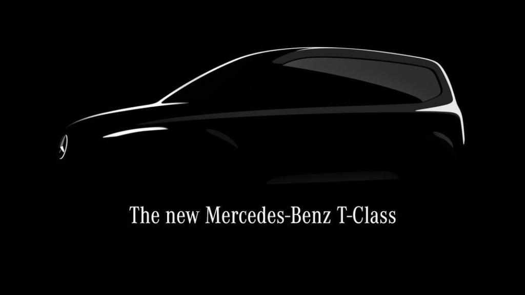 Nuevo Mercedes-Benz Clase T