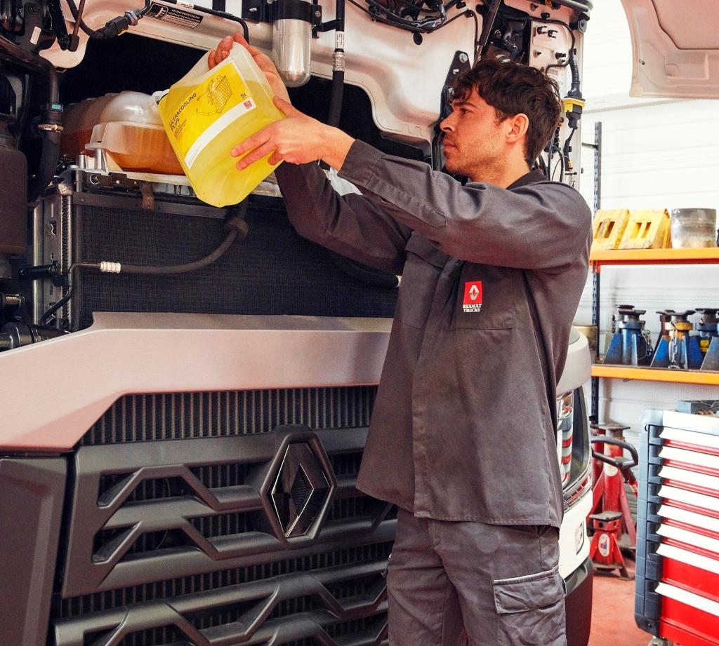 Financiación Renault Trucks